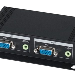 VE05ALT        :Передатчик VGA, и стерео аудиосигнала