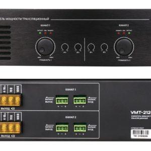 ВЕКТОР УМТ-2120        :Усилитель мощности 2х120Вт