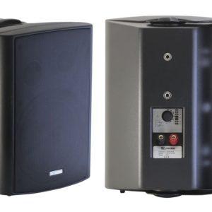 VISTA-40TB, черный        :Звуковая настенная колонка