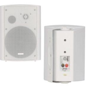 VISTA-40TW, белый        :Звуковая настенная колонка