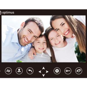 VM-7.1 (черный)        :Монитор видеодомофона цветной