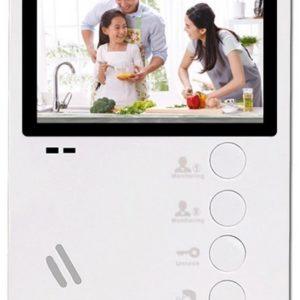 VM-E4        :Монитор видеодомофона цветной