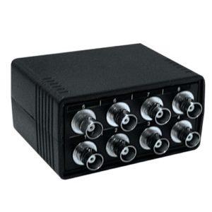 ВУ-1/8        :Разветвитель-усилитель видеосигнала, 1 вход, 8 выходов