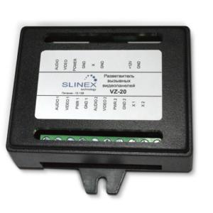 VZ-20        :Коммутатор видеопанелей