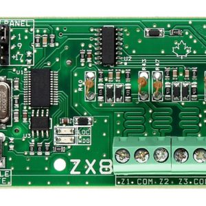 ZX8        :8-зонный модуль расширения