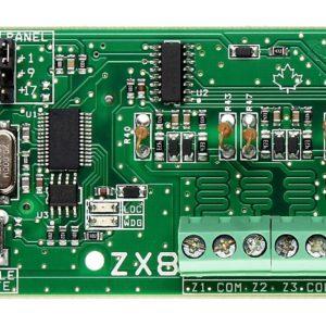 ZX8SP        :8-зонный модуль расширения