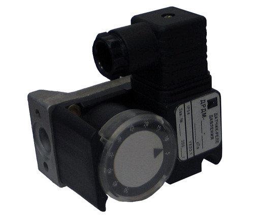 Датчик давления ДPДM, НПП ПРОМА ДРДм-5 (1-5КПа)