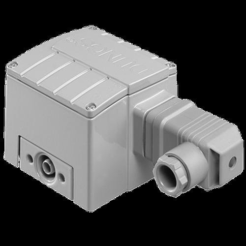 Датчик дифференциального давления, газ/воздух LGW3A4, LGW10A4, LGW50A4, LGW 150 A4, в т.ч. IP65 LGW 10 A4/2