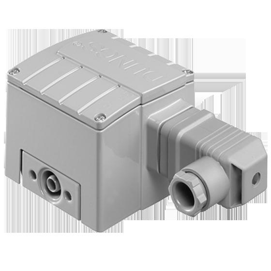 Датчик дифференциального давления, газ/воздух LGW3A4, LGW10A4, LGW50A4, LGW 150 A4, в т.ч. IP65 LGW 50 A4/2