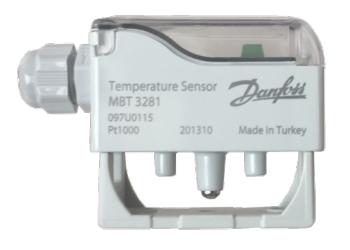 Датчик температуры MBT 3281 для наружного воздуха (Pt1000 и NTC10K)