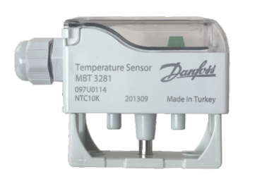 Датчик температуры MBT 3281 накладной (Pt1000 или NTC10K)