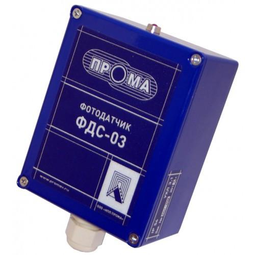 Фoтoдaтчик cигнaлизирyющий ФДC-0З-220, НПП ПРОМА