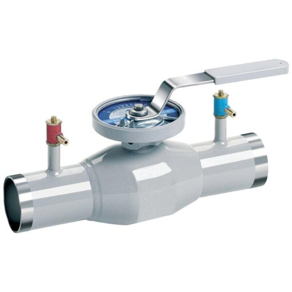 Клапан балансировочный под приварку TOPAS (ДУ50)