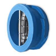 Клапан обратный чугунный ЗОЧ-16, ЧАЗ (Ду-300)