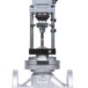 Клапан запорно-регулирующий КПСР серии 220 (25с947п) седельный фланцевый с ЭИМ Regada PN 4,0 МПа 150