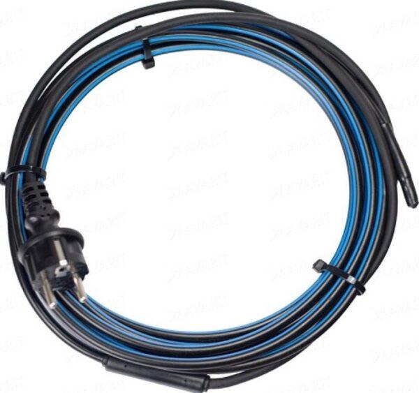 Комплект саморегулирующегося нагревательного кабеля (внутрь трубы) DEFROST WATER KIT 20м