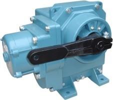 MЭO-100, MЭO-250 механизм электрический однооборотный И - индуктивный