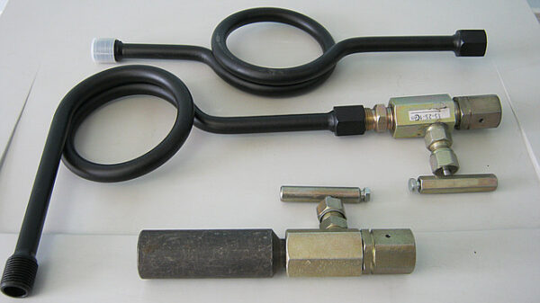 Отборные устройства, импульсные трубки, закладные конструкции ЗК4, ЗКЧ, расширители