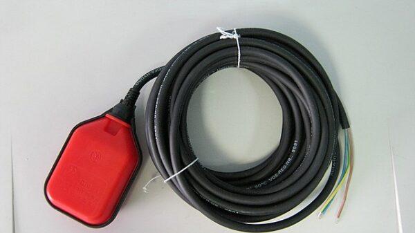 Поплавковый выключатель на опорожнение Grundfos SAS, кабель 10 метров (арт.00ID7809)