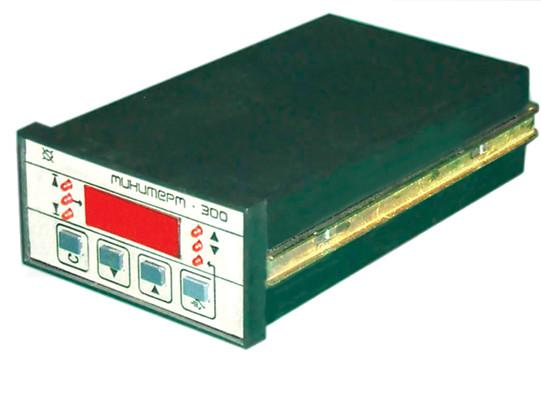 Регулятор технологических параметров МИНИТЕРМ 300