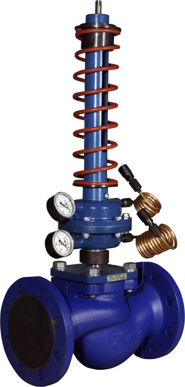 Регуляторы (перепада) давления РА серии 100 200, РА-М перепад давления