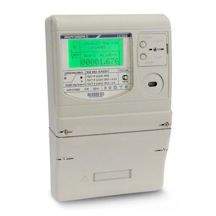 Счетчик электроэнергии трехфазный многофункциональный Энергомера CE304 S32 (402-JAAQ2HY)