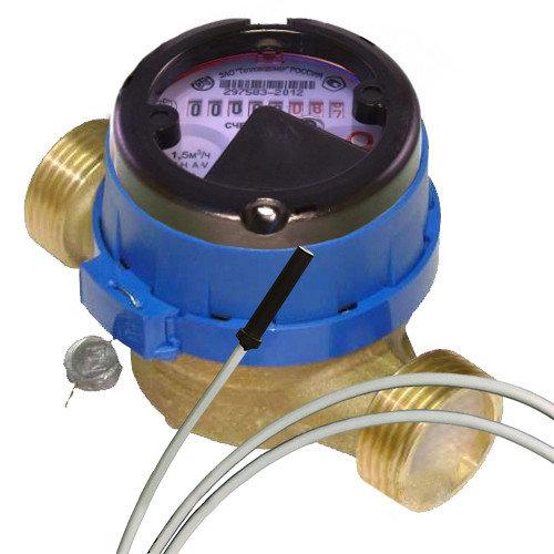 Счетчик воды Тепловодомер DN 20 (ВСХд-20)