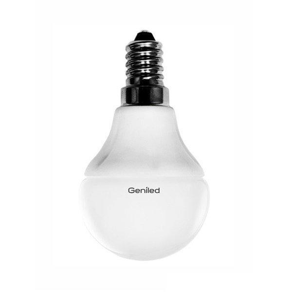 Светодиодная лампа Geniled E14 G45 5Вт (4200К)