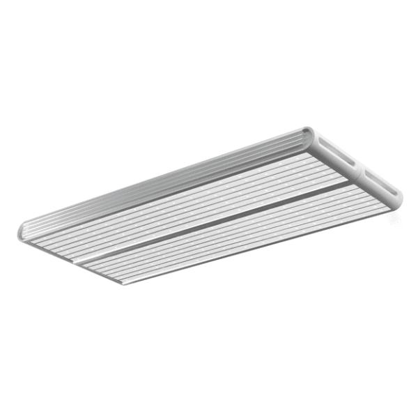 Светодиодный светильник Geniled Element 0,5x2 Standart (Прозрачное закаленное стекло, 120°; 100Вт; 12200лм)