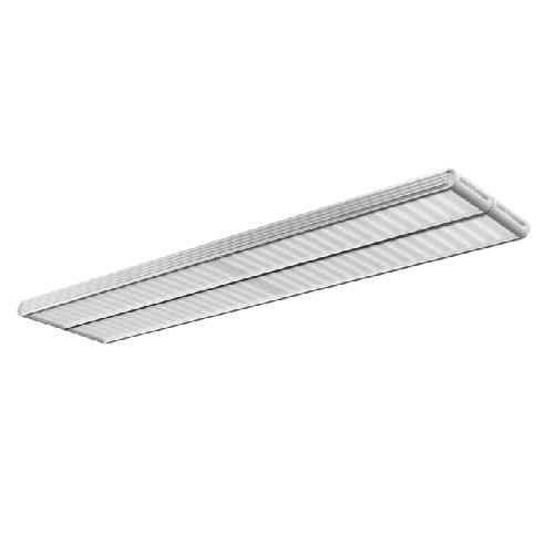 Светодиодный светильник Geniled Element 1x2 Advanced (Микропризма поликарбонат, 90°; 160Вт; 21760лм)