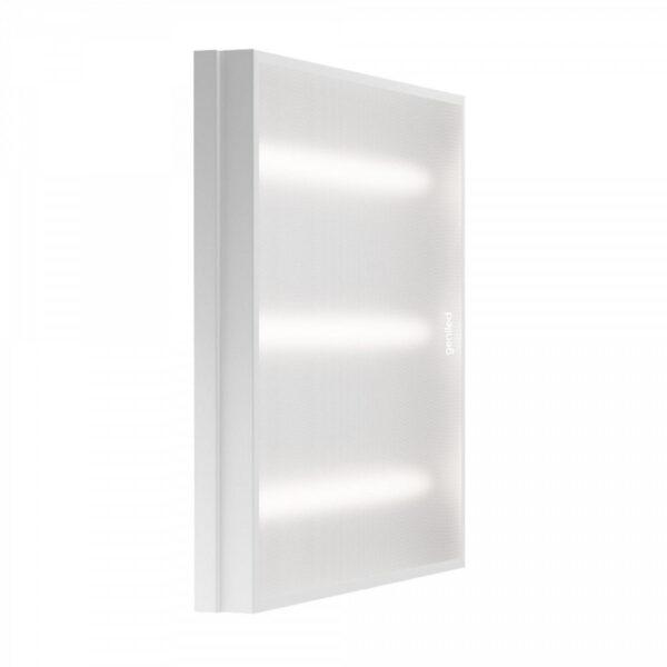 Светодиодный светильник Geniled Грильято 5000К Матовое закаленное стекло 133лм/Вт (30Вт 3990лм)