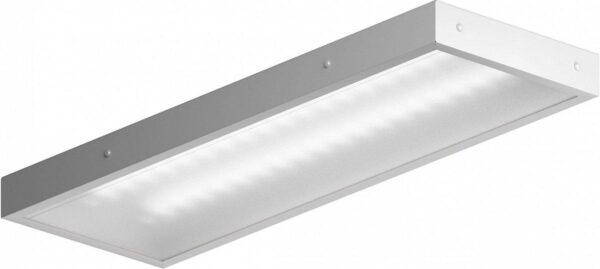 Светодиодный светильник Geniled Офис 595х595х45 5000К IP54 Матовое закаленное стекло 133лм/Вт (30Вт 3990лм)