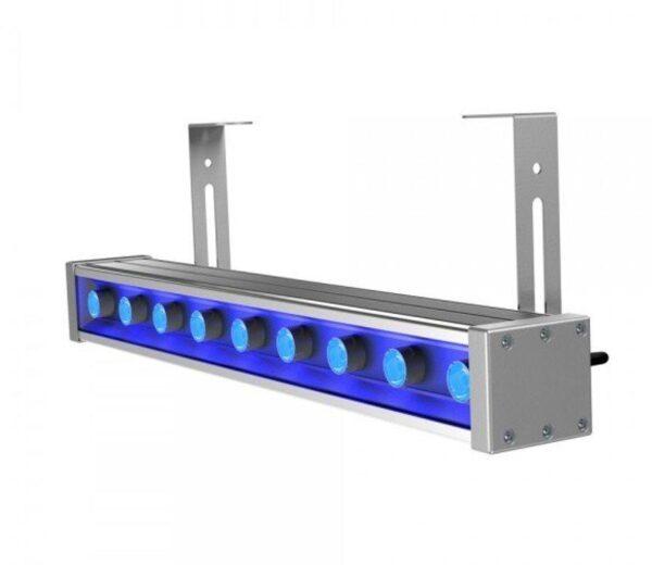Светодиодный светильник ПромЛед Барокко-10-500 Оптик Синий (10°)