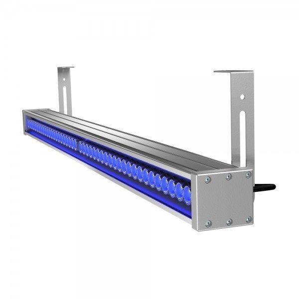 Светодиодный светильник ПромЛед Барокко-40-1000 Оптик Синий (10°)
