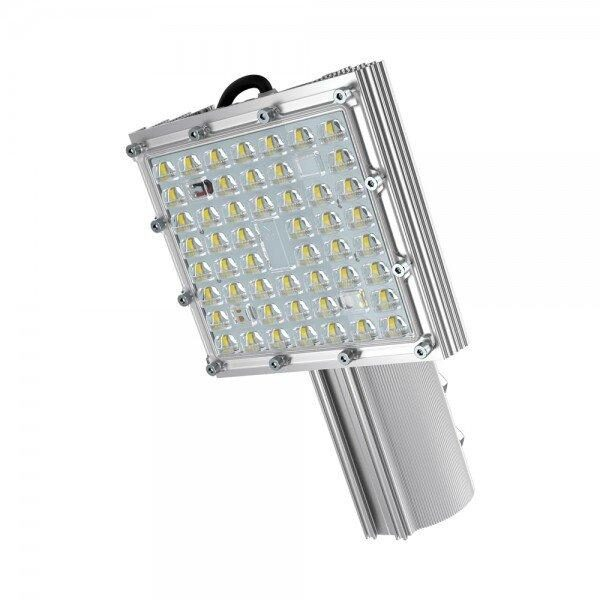 Светодиодный светильник ПромЛед Магистраль v2.0-40 Мультилинза ЭКО 135x55 (3000К)