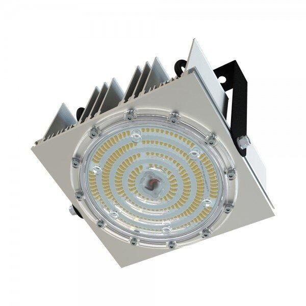 Светодиодный светильник Промлед Прожектор v3.0-100 ЭКО Мультилинза (3000К 60°)