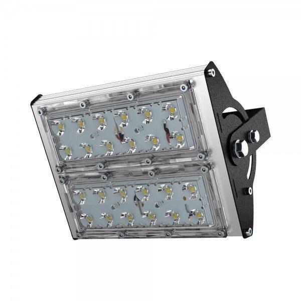 Светодиодный светильник Прожектор v2.0-30 Мультилинза ЭКО (3000К)