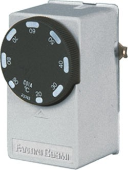 Термостат C01A накладной на трубу