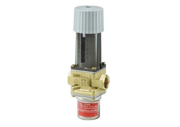 Термостатический клапан FJVA, Danfoss (регулятор температуры прямого действия) Клапан термостатический FJVA 20, 25-65°С
