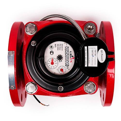 Турбинный счетчик горячей воды WTH (i) (Ду-50)