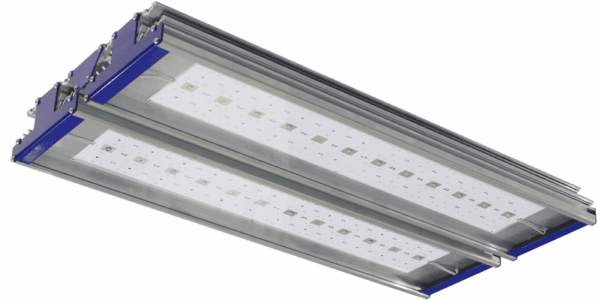 Уличный светильник DIO STR (Поликарбонат микропризма; 120°; 160Вт; 4500-5000К; 17600лм; 455x370x68; IP65)