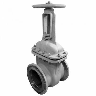 Задвижка стальная клиновая 30с41нж, Промэнерго (Ду-150)