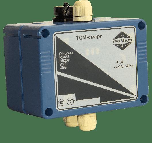 Электромагнитный теплосчетчик ТСМ Ду25 (Р) 90°С (РСМ; 1П;)