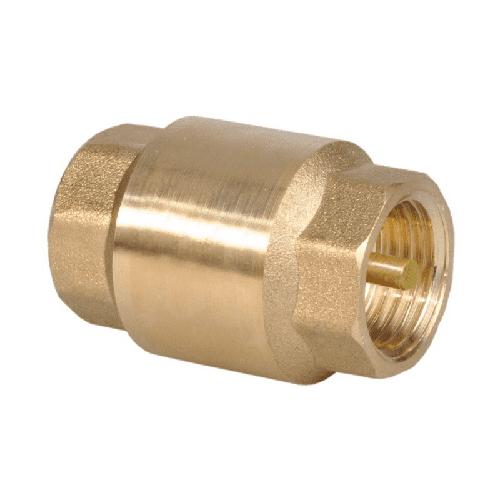 Обратный клапан с латунным сердечником (ОКЛУ12-1/2)