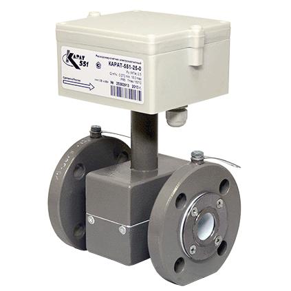 Расходомер электромагнитный КАРАТ-551-25 (25-Ф)