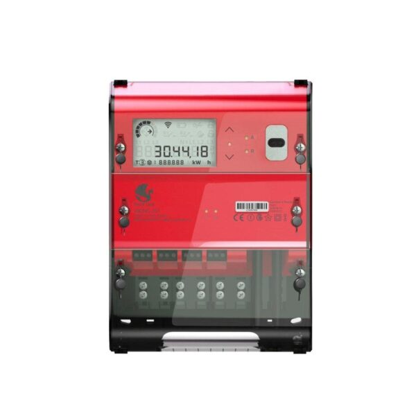 Счетчик электрической энергии трехфазный VIKING-301 (230В 5(100) А IOL-D)