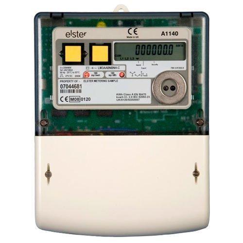 Счетчик электроэнергии Альфа AS1440 (133-RAL-K-B-GP)