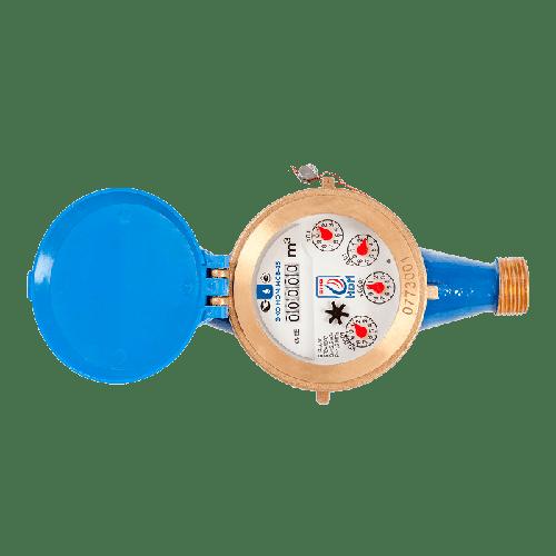 Счетчик воды мокроходный многоструйный МСВ-15 (165-КМЧ)