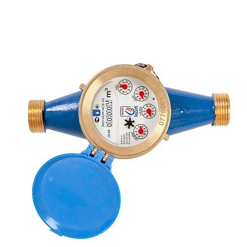 Счетчик воды мокроходный многоструйный МСВ-20 (190-КМЧ (с наклейкой))