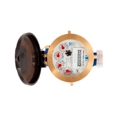 Счетчик воды мокроходный одноструйный МСВО-20 (130-КМЧ)